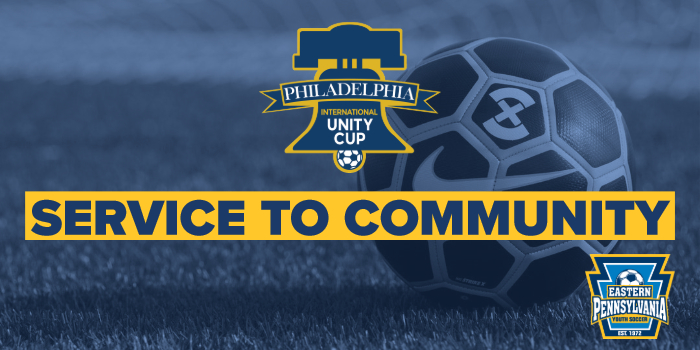 Unity Cup Service to Community Award