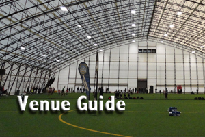 indoor cups venue