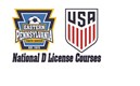 National D License Courses Added