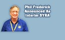 Former District Commissioner Phil Frederick Announced As Interim SYRA