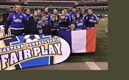 Eastern Pennsylvania Youth Soccer Presents Fair Play Awards At Philadelphia...