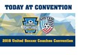 Blog: Today At The United Soccer Coaches Convention