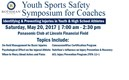 Rothman Institute Youth Sports Safety Symposium for Coaches