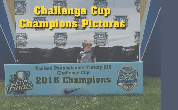 Turkey Hill Challenge Cup Champions Pictures