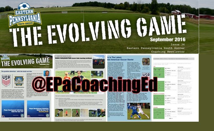 The Evolving Game | September 2016