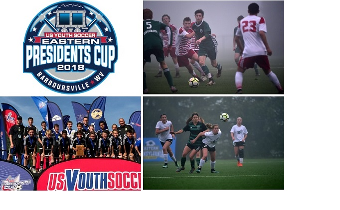2018 US Youth Soccer Eastern Presidents Cup Cham