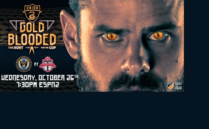 Gold Blooded: Union Takes on Toronto FC in...