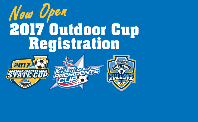 Outdoor Cup Registration Is Now Open