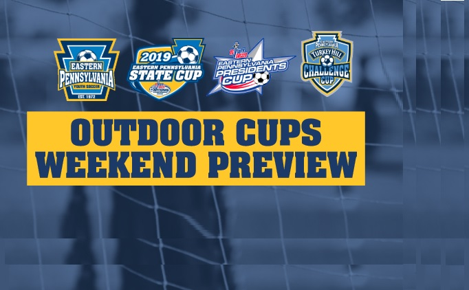 Outdoor Cup Weekend Preview | April 19-22