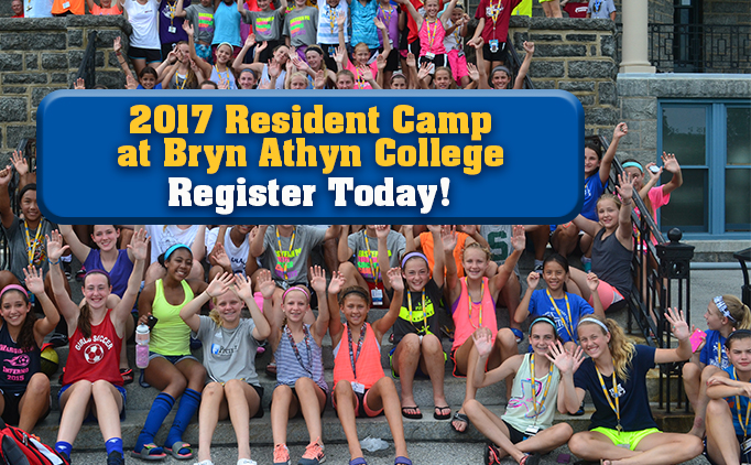 Register today for Resident Camp