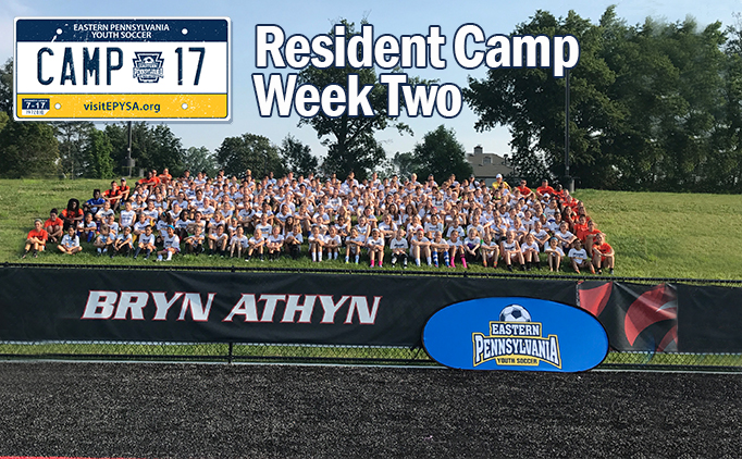 Resident Camp Week Two Recap