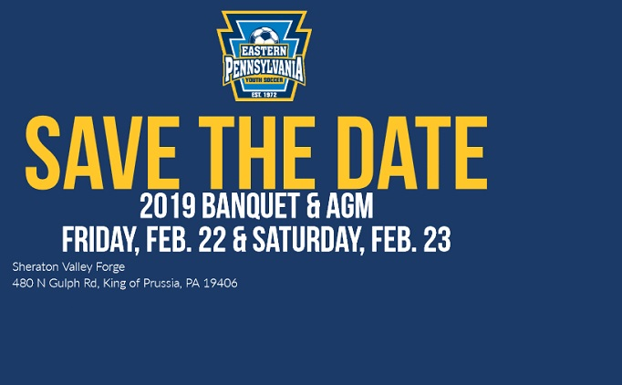 Save The Date: Annual Awards Banquet & AGM