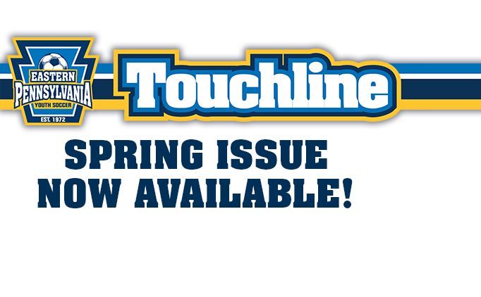 Touchline | Spring 2017 Now Available