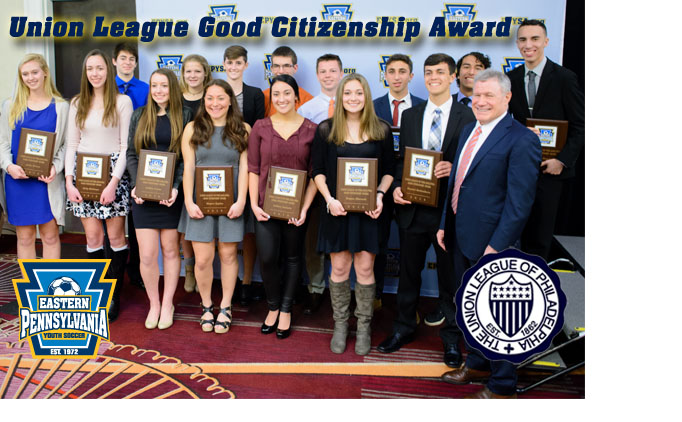 Union League Good Citizenship Award