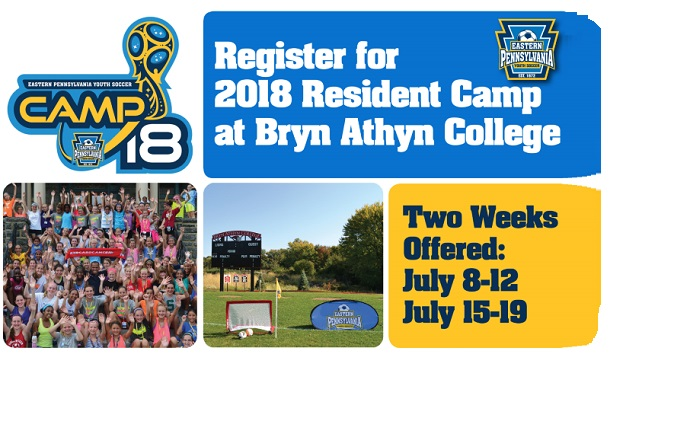 Register Today For 2018 Resident Camp