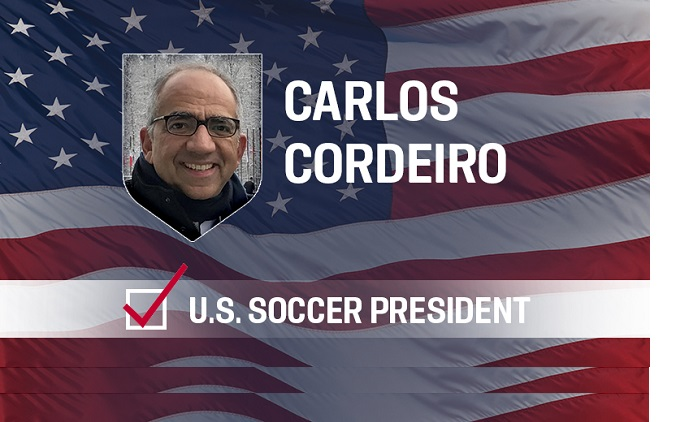 Carlos Cordeiro Elected 32nd President of...