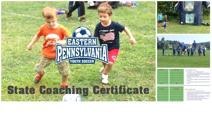 Eastern Pennsylvania State Coaching Certificate