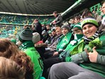 Boys at Celtic Park