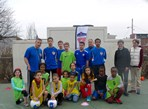 Allentown Youth Soccer Club Soccer Clinic