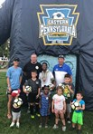 Mayor Kenney with the Kids  |  Eastern Pennsylvania Youth Soccer