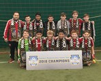 U13 Boys Challenge Blue - FC Europa Elite Red