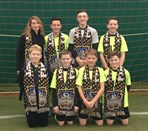 U13 Boys Challenge Blue Finalist - Electric City Flash