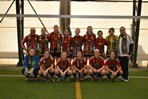 U19 Girls Elite Finalists_Parkland Area SC Pride