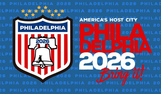 World Cup Philadelphia 2026 - Bring it!
