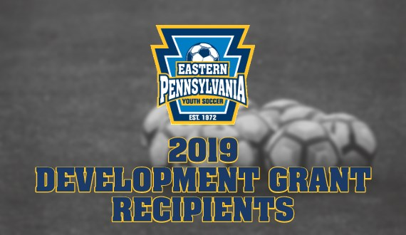 2019 Development Grant Recipients Announced