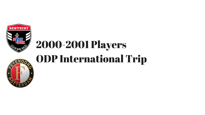 ODP International Trip