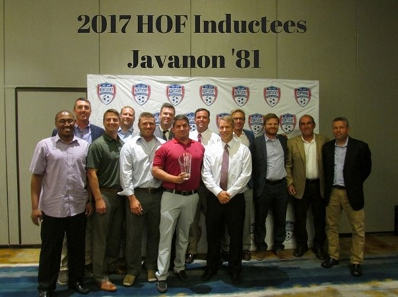 2017 Hall of Fame Inductees - Javanon '81