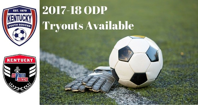 2017-18 ODP Tryout Registration Now Available!