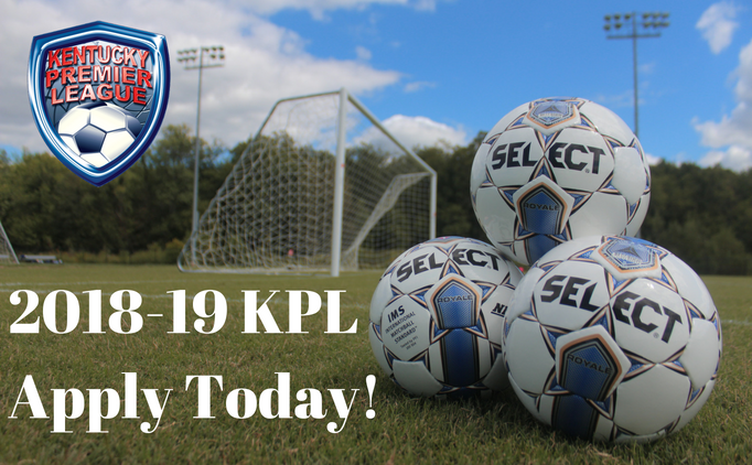 2018-19 KPL Applications Available!
