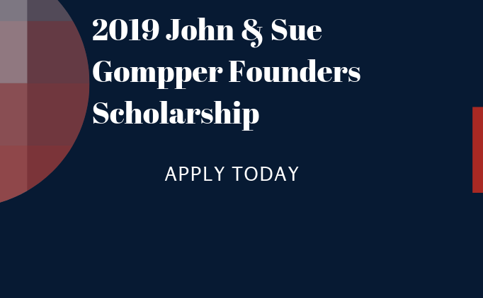 2019 Gompper Scholarship