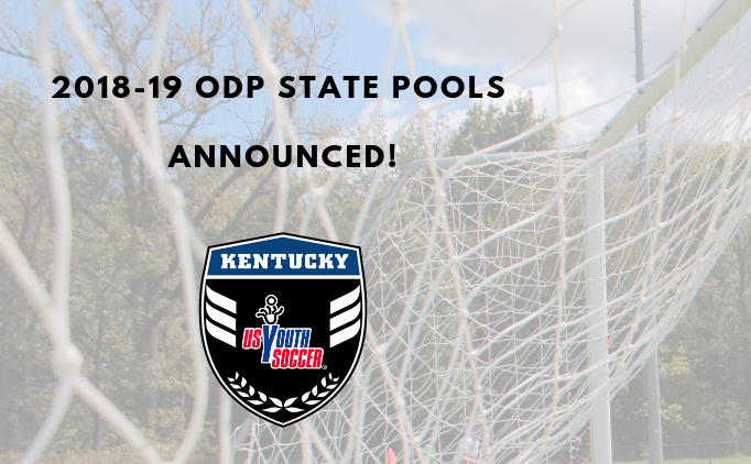 2018-19 ODP State Pools