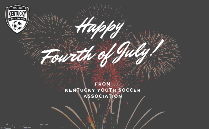 KY Youth Soccer - Closed for the Fourth of July