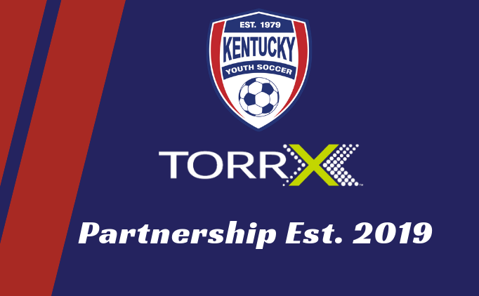 Kentucky Youth Soccer to Partner with TorrX!
