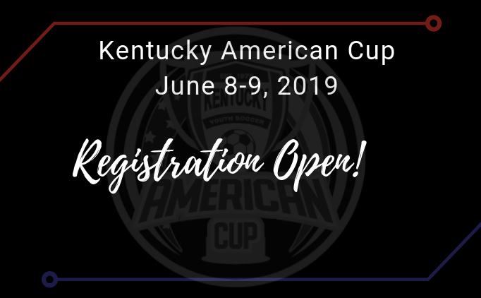 Kentucky American Cup - Registration Open!