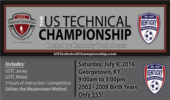 USTC Championship Hosted by KY Youth Soccer