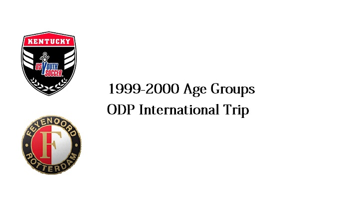 1999-2000 ODP International Trip Training Pool