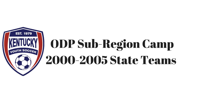 2016-17 ODP Sub-Region State Teams