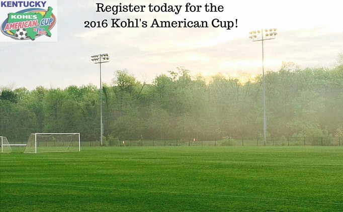 2016 Kohl's American Cup Registration Available!