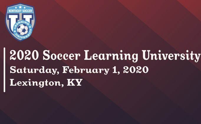 2020 Soccer Learning University!