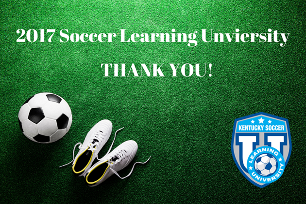 2017 Soccer Learning University