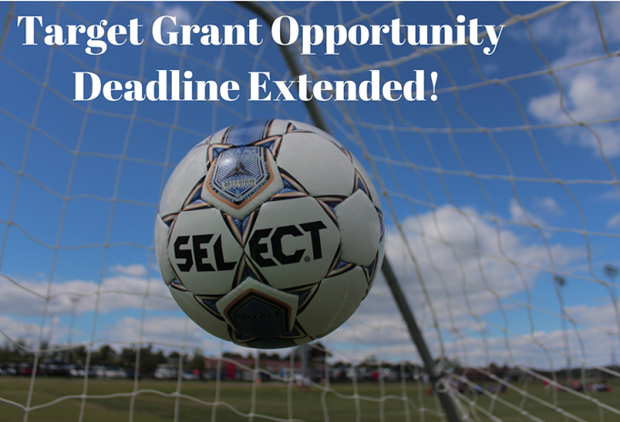 Target Grant Deadline - September 30th