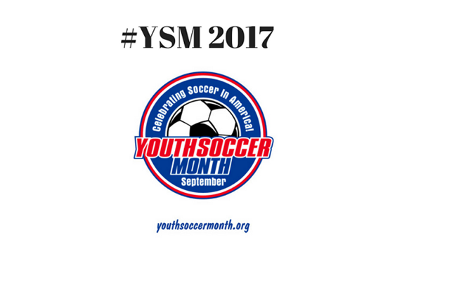 2017 Youth Soccer Month!