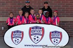 U10 Girls Champs - Twisted Sisters  |  Hanover