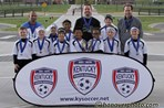 U10 Mixed Gold Champs - Mercer Strikers  |  Hanover