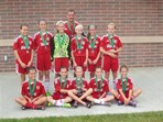 U11 Girls Finalist - KSA Warriors