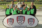U12 Girls Champs - London Legacy  |  Hanover
